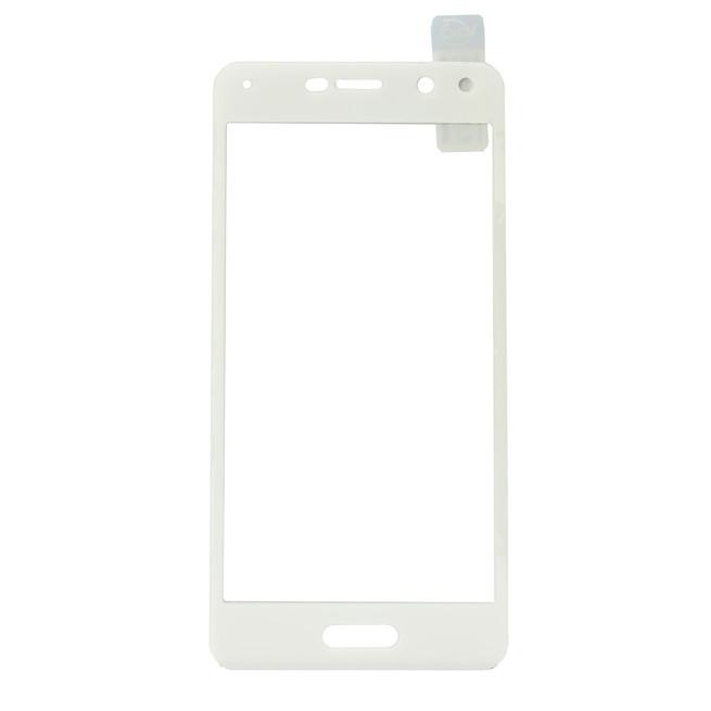 محافظ صفحه گلس تمام چسب Huawei Y5 2017 Full Frame Soft Bumper Glass