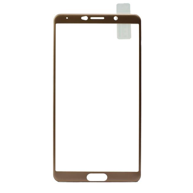 محافظ صفحه گلس تمام چسب Huawei Mate 10 Full Frame Soft Bumper Glass