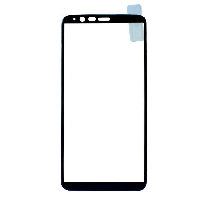 محافظ صفحه گلس تمام چسب OnePlus 5T Full Frame Soft Bumper Glass