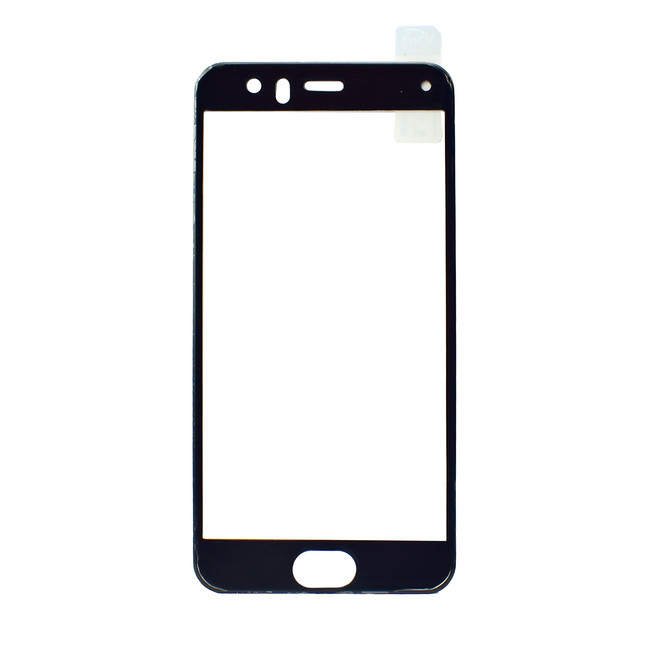 محافظ صفحه گلس تمام چسب Xiaomi Mi 6 Full Frame Soft Bumper Glass