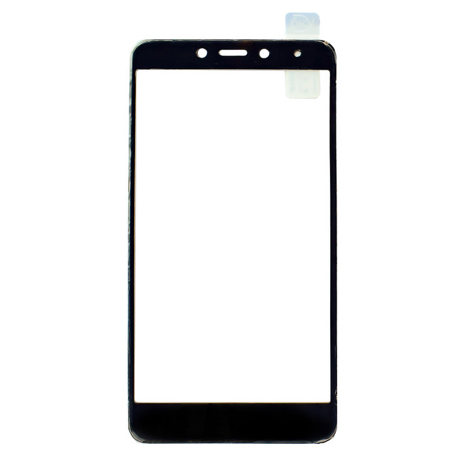محافظ صفحه گلس تمام چسب Xiaomi Note 4 Full Frame Soft Bumper Glass