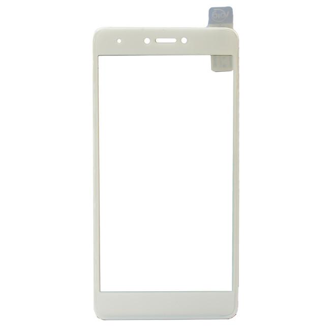 محافظ صفحه شیشه ای تمام چسب Xiaomi Note 4X Full Frame Soft Bumper Glass