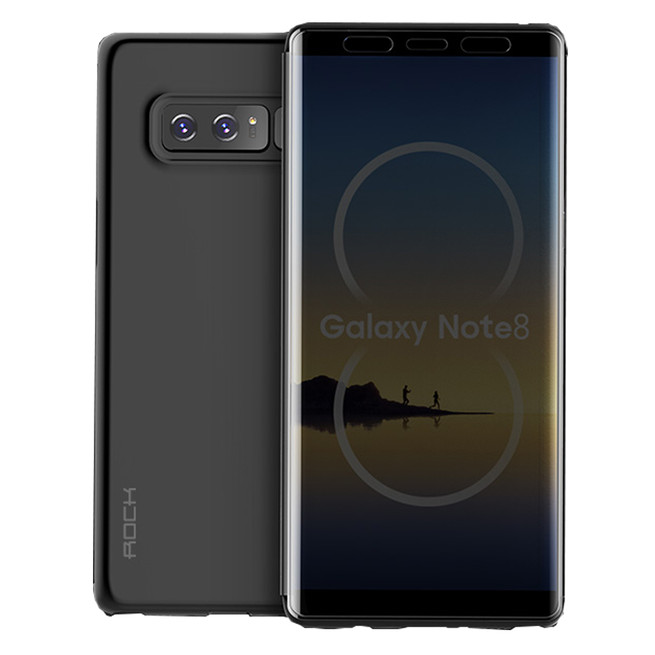 کیف محافظ Rock Flip Cover Dr.V For Samsung Galaxy Note 8