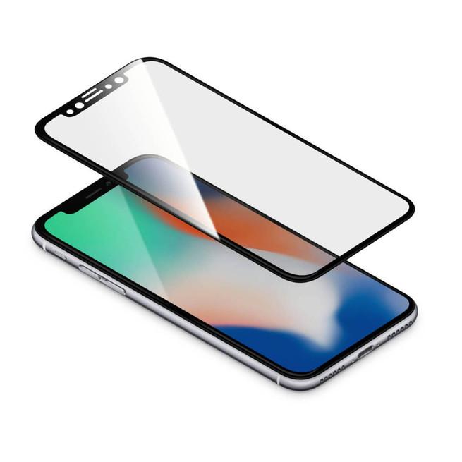 محافظ صفحه گلس فول فریم راک Rock 3D Glass iPhone X
