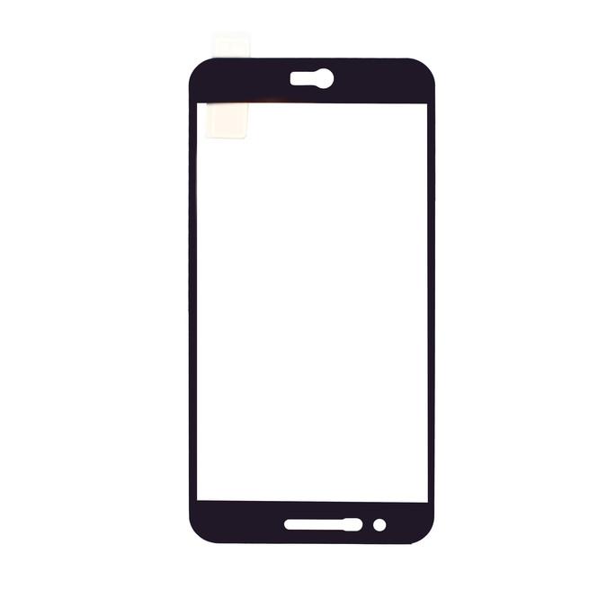 محافظ صفحه شیشه ای 3 بعدی LG K10 2017 Full Glue 3D Glass