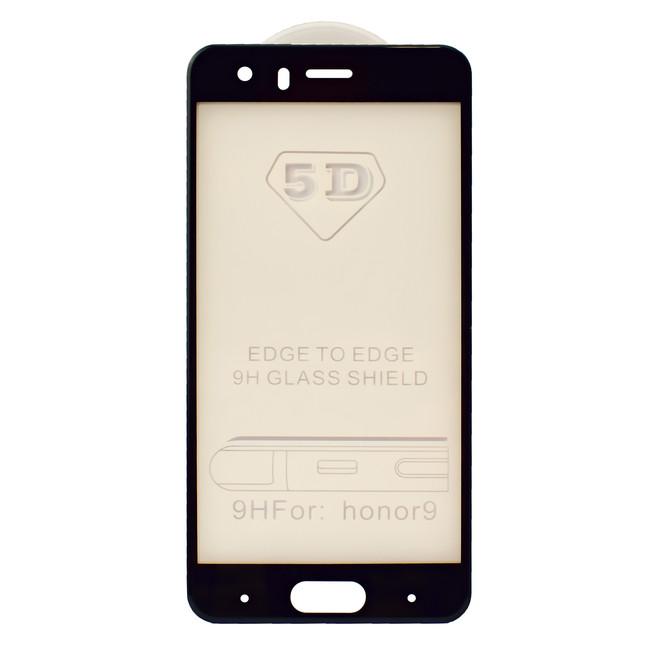 محافظ صفحه شیشه ای 5 بعدی Huawei Honor 9 Full Glue 5D Glass