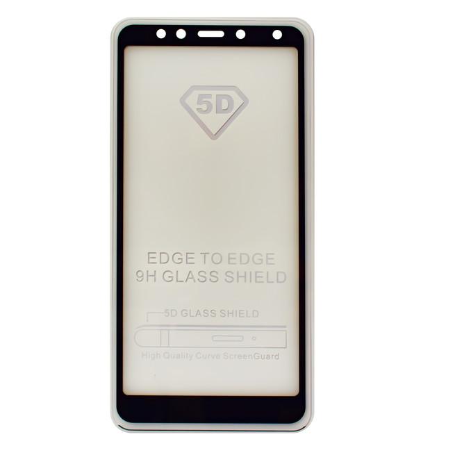 محافظ صفحه شیشه ای 5 بعدی Xiaomi Redmi 5 Full Glue 5D Glass