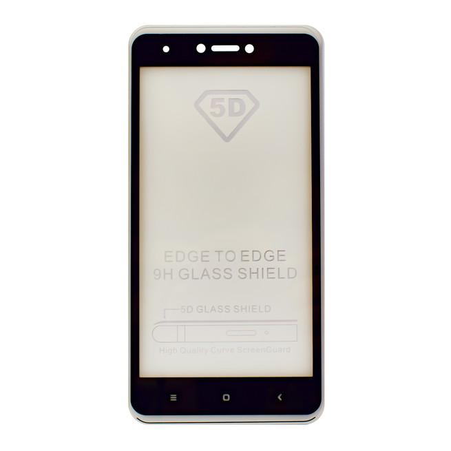 محافظ صفحه شیشه ای 5 بعدی Xiaomi Note 4X Full Glue 5D Glass