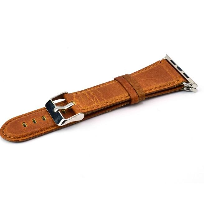 بند چرمی اپل واچ Apple Watch Crazy Horse Leather Band 42mm