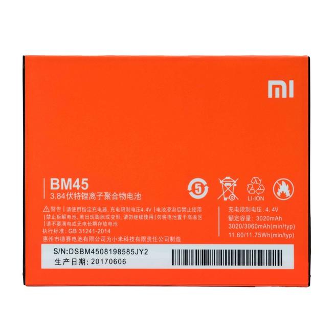 باتری موبایل شیائومی مدل (Redmi Note 2 (BM45