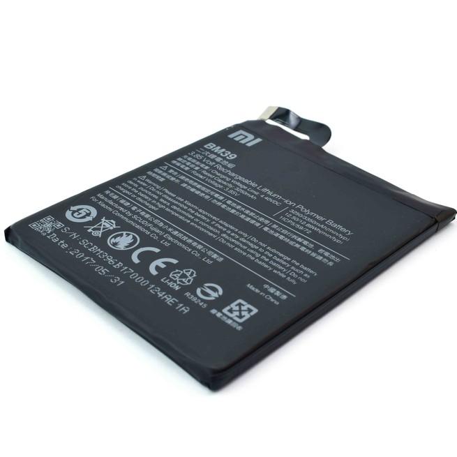 باتری موبایل شیائومی مدل (Mi 6 (BM39