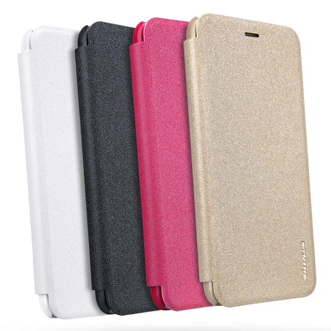 کیف محافظ نیلکین Nillkin Sparkle Leather Case Xiaomi Mi 5C