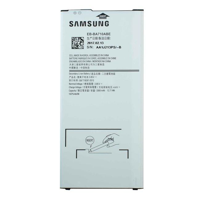 باتری موبایل سامسونگ مدل Galaxy A7 2016