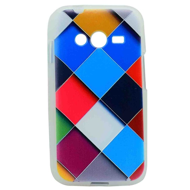 کاور طرح دار Samsung Galaxy Ace 4 T5