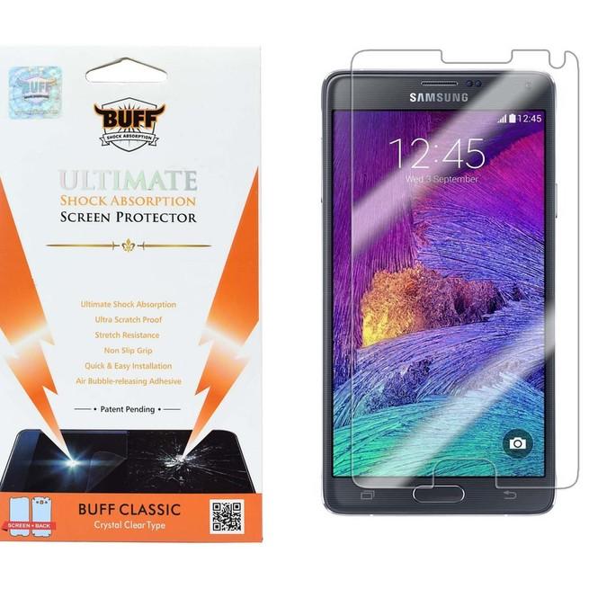 برچسب صفحه بوف Samsung Galaxy Note 4 Buff