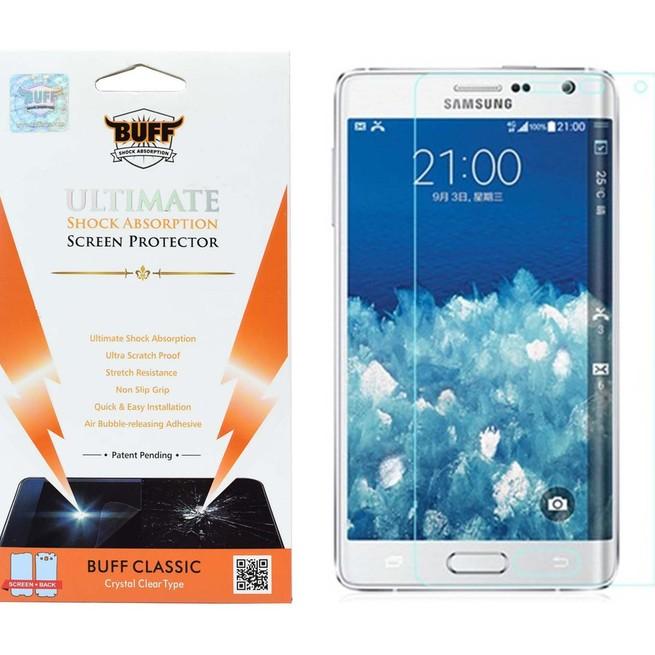 برچسب صفحه بوف Samsung Galaxy Note Edge Buff