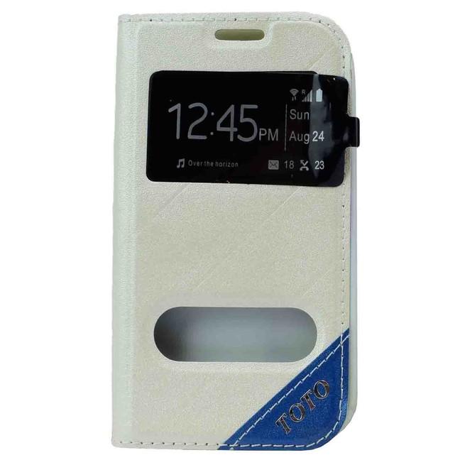 کیف محافظ Samsung Galaxy Core Prime Toto