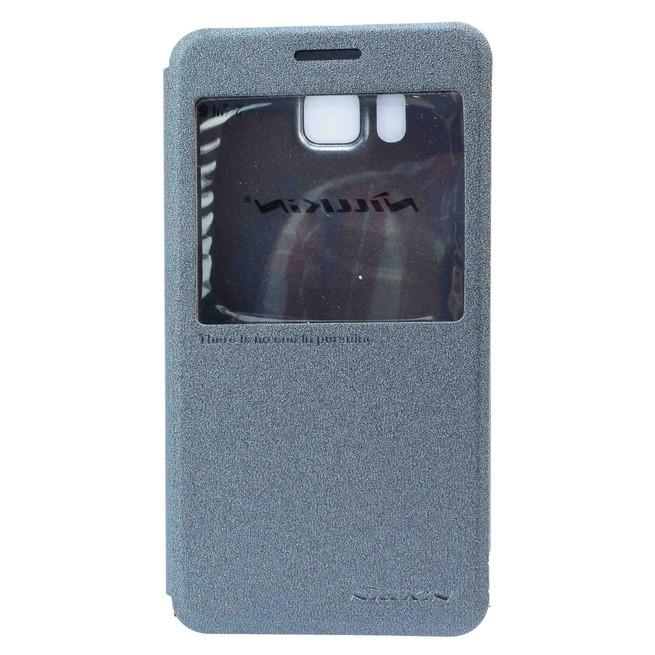 کیف محافظ نیلکین Nillkin Sparkle Leather Case Samsung Galaxy Alpha