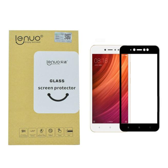 محافظ صفحه گلس فول فریم لنو Lenuo Full Frame Glass Xioami Note 5a Prime