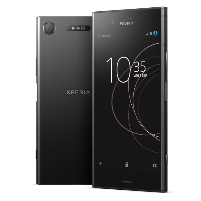 موبایل Sony Xperia XZ1