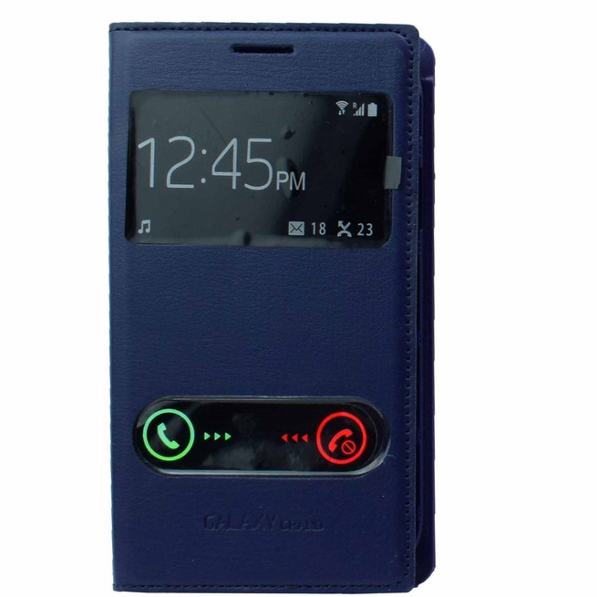 کیف محافظ Samsung Galaxy Grand1 Sview کد 11/2