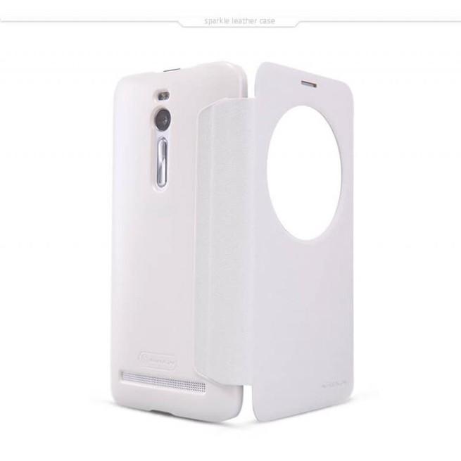 کیف محافظ نیلکین Nillkin Sparkle Leather Case HTC One M9