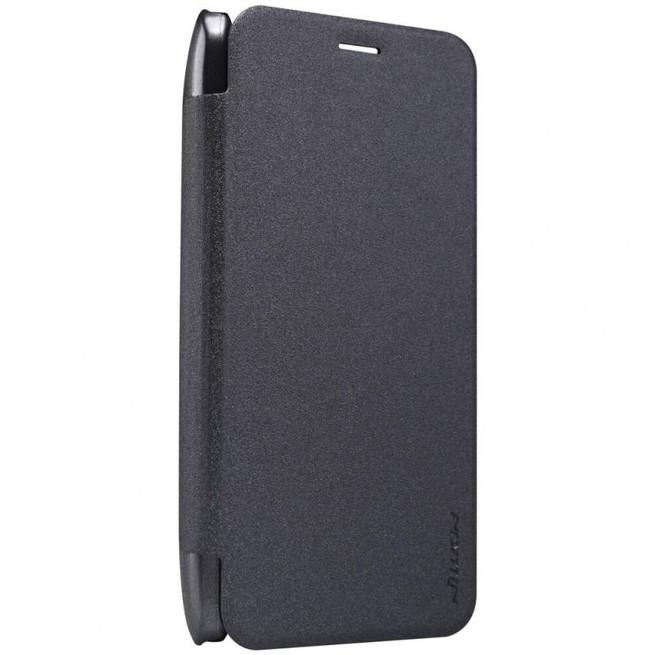 کیف محافظ نیلکین Nillkin Sparkle Leather Case Asus zenfone 2 Ze500cl
