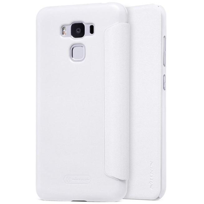 کیف محافظ نیلکین Nillkin Sparkle Leather Case Asus Zenfone 3 Max