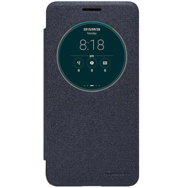 کیف محافظ نیلکین Nillkin Sparkle Leather Case Asus Zenfone Go