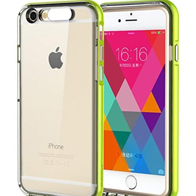 قاب محافظ راک آیفون Rock Light Tube Series Case Apple iPhone 6 Plus