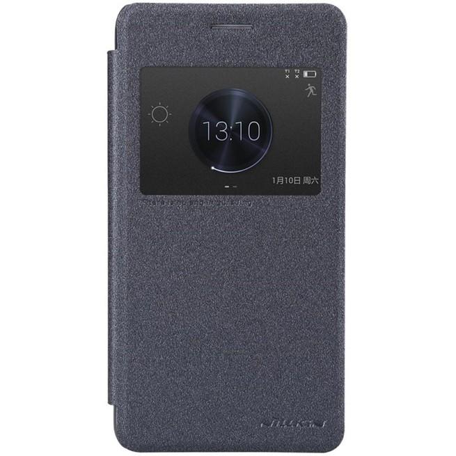 کیف محافظ نیلکین Nillkin Sparkle Leather Case Huawei Honor 6 Plus