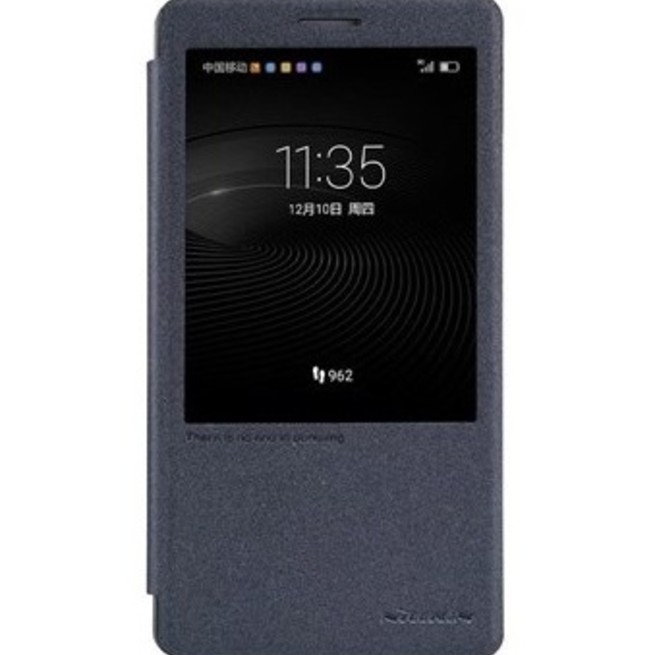 کیف محافظ نیلکین Nillkin Sparkle Leather Case Huawei Mate 8