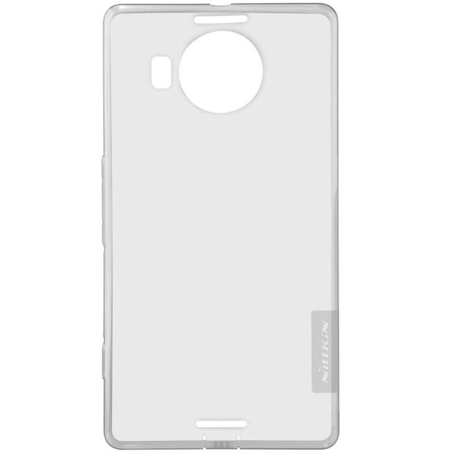 قاب ژله ای نیلکین Nillkin TPU Case Microsoft Lumia 950XL