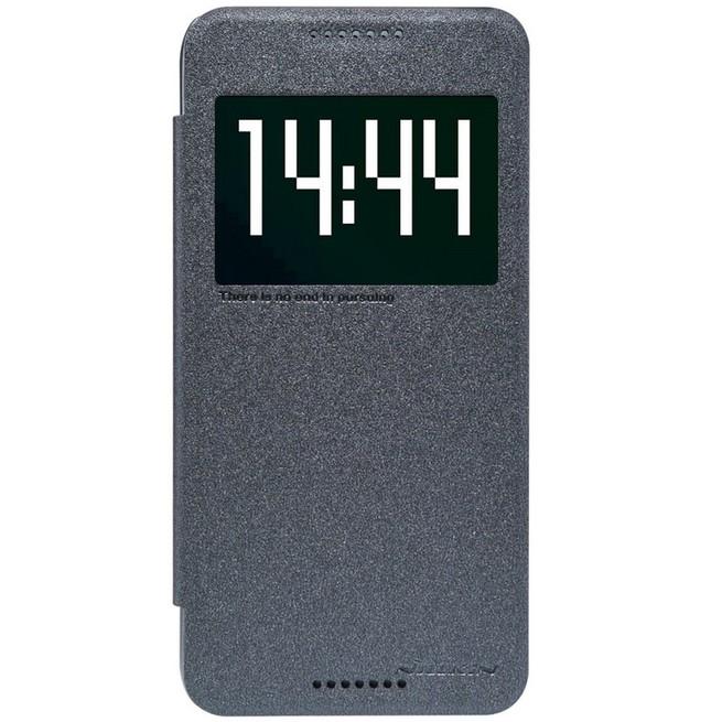 کیف محافظ نیلکین Nillkin Sparkle Leather Case HTC Desire 820 Mini
