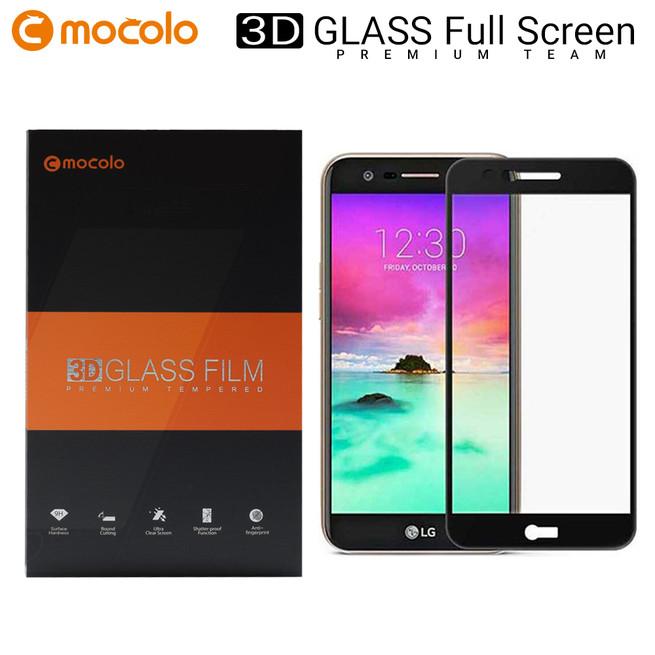 محافظ صفحه گلس فول فریم موکولو 2017 Mocolo Full Frame Glass LG K10