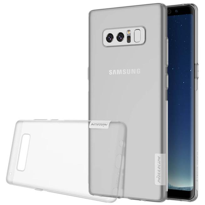 قاب ژله ای نیلکین Nillkin TPU Case Samsung Note 8