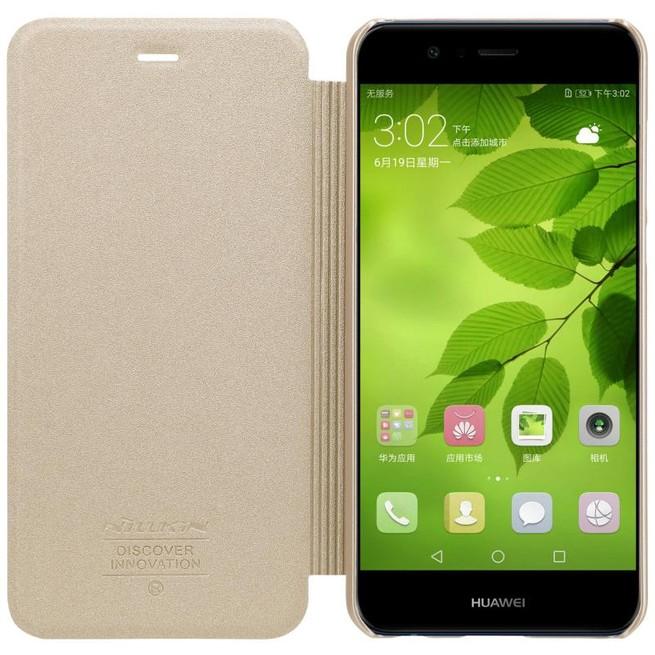 کیف محافظ نیلکین Nillkin Sparkle Leather Case Huawei Nova 2 Plus
