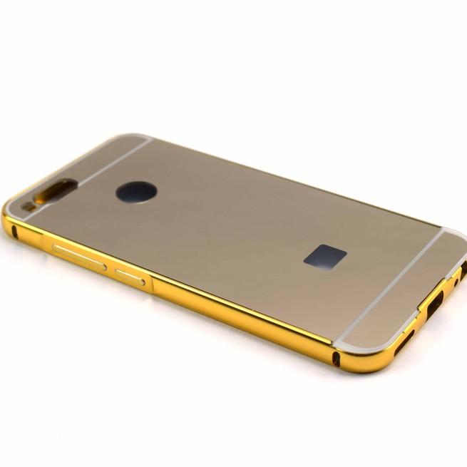 قاب محافظ آینه ای Aluminum Bumper Mirror Case For Xiaomi Mi 5X