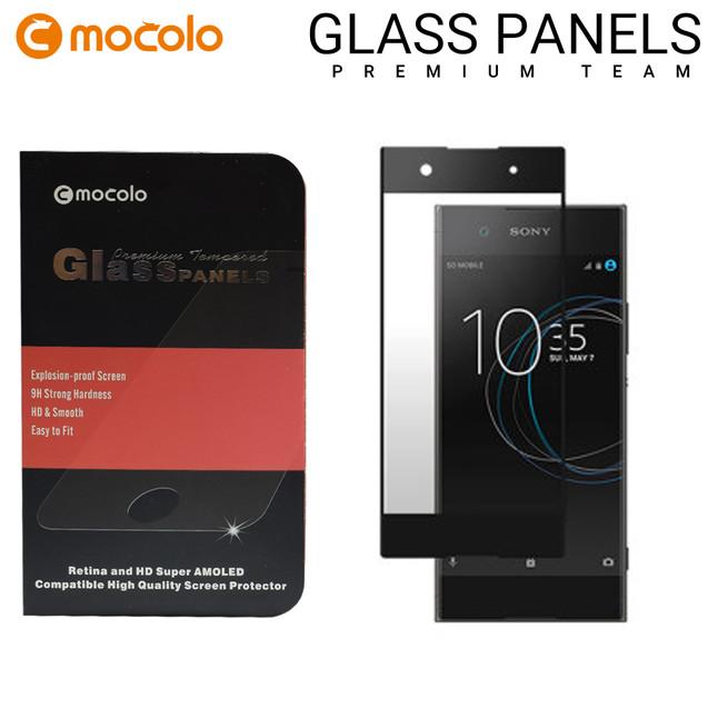 محافظ صفحه گلس فول فریم موکولو Mocolo Full Frame Glass Sony Xperia XA1