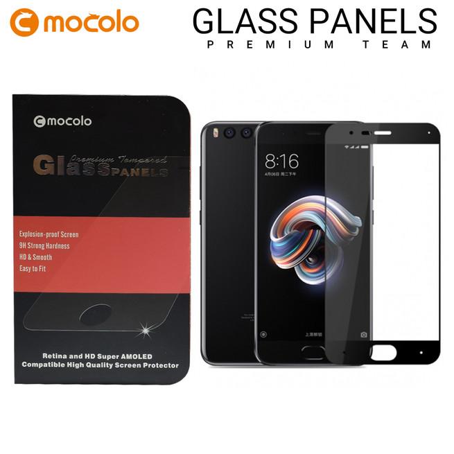 محافظ صفحه گلس فول فریم موکولو Mocolo Full Frame Glass Xiaomi Mi Note 3