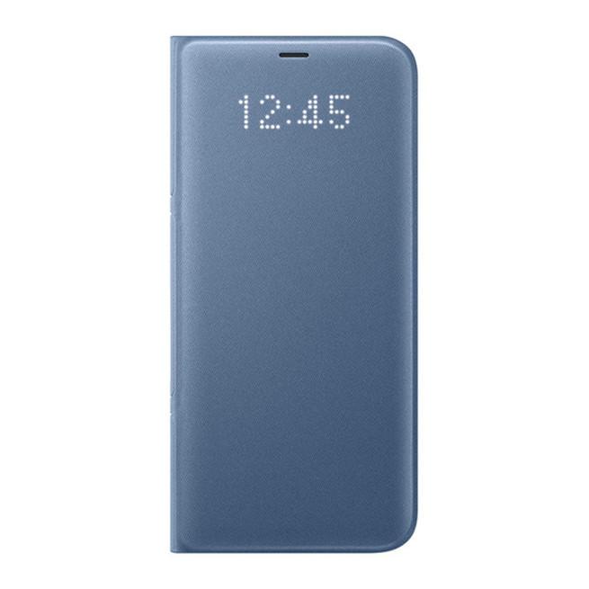 کیف محافظ اصلی Samsung Galaxy S8 Plus LED View Flip Cover