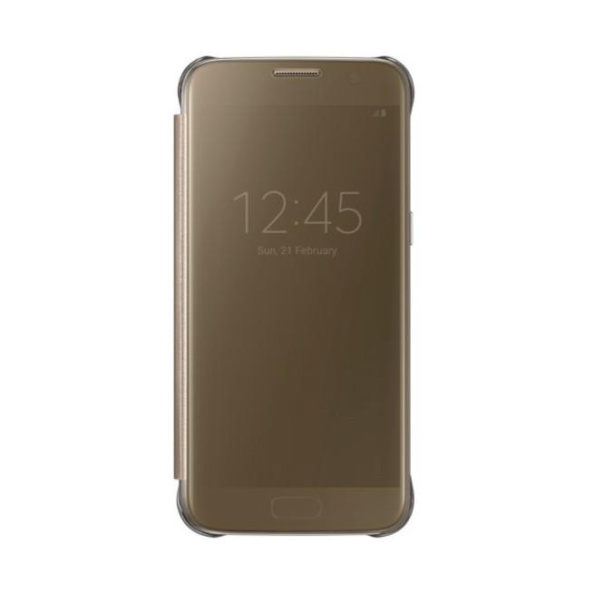 کیف محافظ اصلی Samsung Galaxy S7 Clear View Flip Cover