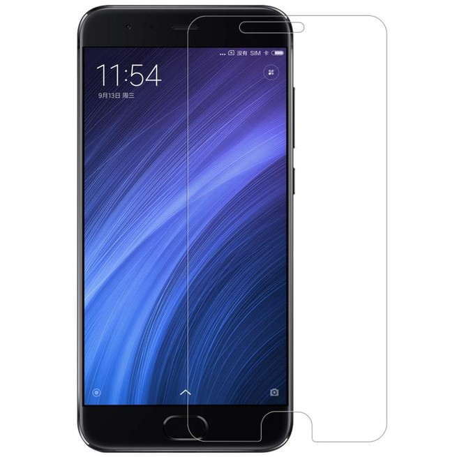 محافظ صفحه نمایش مدل Simple مناسب برای گوشی موبایل شیائومی Mi Note 3