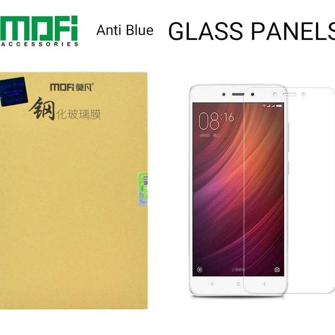 گلس ضد پرتو ماورا بنفش موفی Mofi Glass Xiaomi Redmi Note 4X