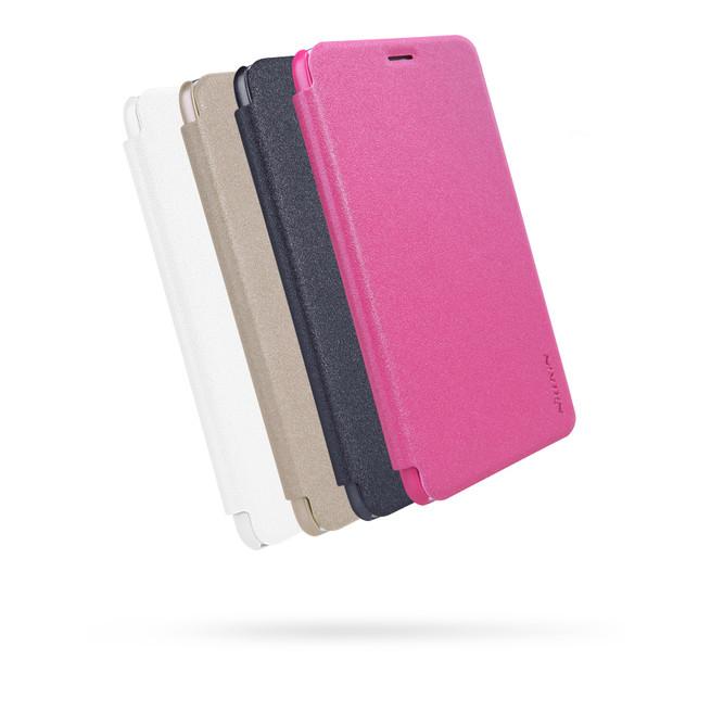 کیف محافظ نیلکین Nillkin Sparkle Leather Case Huawei Honor 5C