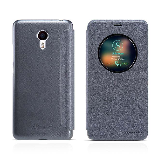 کیف محافظ نیلکین Nillkin Sparkle Leather Case Meizu M3 Note