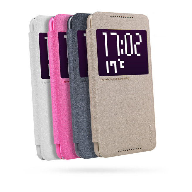 کیف محافظ نیلکین Nillkin Sparkle Leather Case HTC One X9