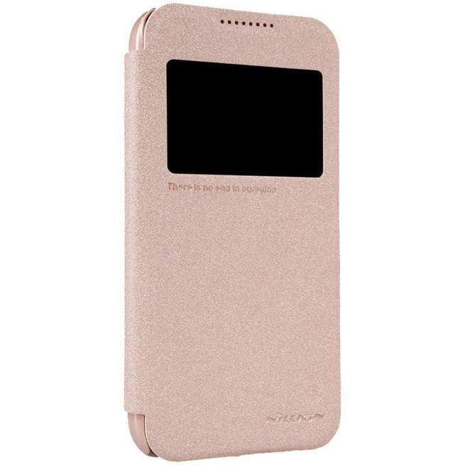 کیف محافظ نیلکین Nillkin Sparkle Leather Case HTC Desire 516