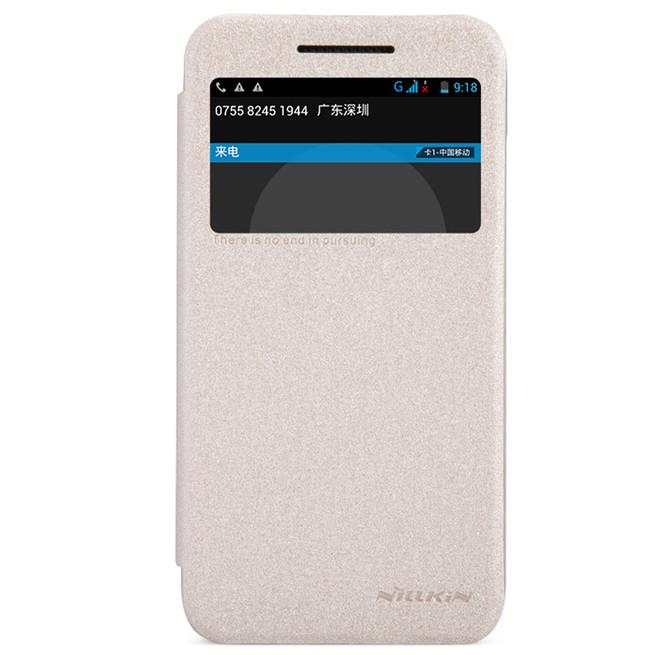 کیف محافظ نیلکین Nillkin Sparkle Leather Case HTC Desire 616