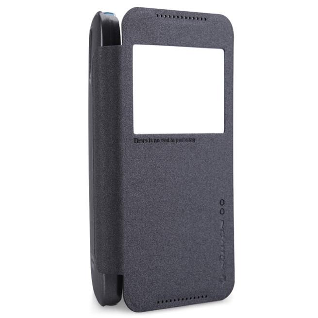 کیف محافظ نیلکین Nillkin Sparkle Leather Case HTC Desire 526